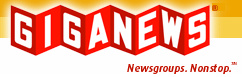 Giganews announces 240-day binary newsgroup retention