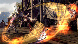 E3 2012: Sony shows off beastly 'God of War Ascension' trailer