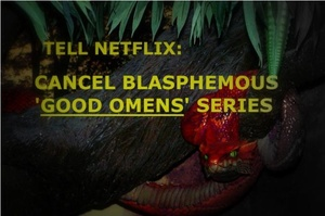 Religious group wants Netflix to remove an Amazon Prime show