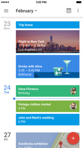 Took long enough: Google Calendar finally available for iPhone