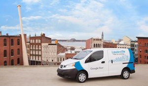 Google Fiber launched in Louisville