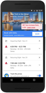 Google Flights to take on Hopper with predictive pricing