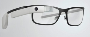 Google Glass now with new prescription and sunglasses frames, shades