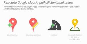 Google avaa ilkivallan vuoksi suljetun karttaominaisuuden uudelleen