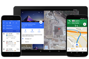 Google Maps: Now with built-in restaurant reservations, Uber pricing, more