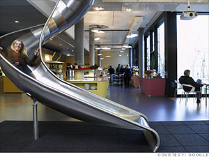 Fortune: Google the top place to work in 2013