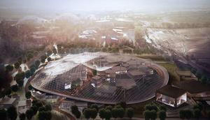 Google aikoo rakentaa uudet toimistonsa valtavan lasikuvun alle