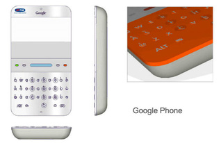 Concept pics emerge of 2006 'Google Phone'