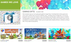 Google viert verjaardag Google Play met speciale aanbiedingen