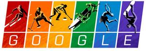 Googlen etusivu vihjailee olympialaisten homovastaisuudesta