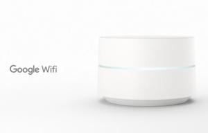 Google Wifi on hakujätin ensimmäinen tukiasema