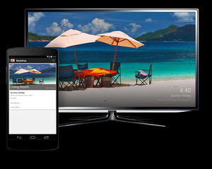 You can now customize Chromecast imagery shown on your TV screen when idle