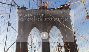 Google Glass -käyttöliittymä esittelyssä uudella videolla