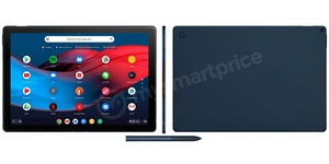 Google back to making tablets, here's the leaked Pixel Slate