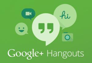 Google Hangouts geduchte concurrent voor de WhatsApp Messenger