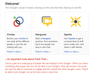 Google+ on pace to reach 20 million users by this weekend