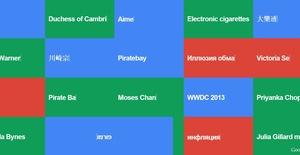 """Google Trends näyttää """"reaaliajassa"""" mitä maailmalla googlataan"""