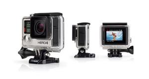 GoPro esitteli kolme uutta HERO-kameraa