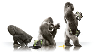 Corning readying 3D-shaped Gorilla Glass for wearables, other devices