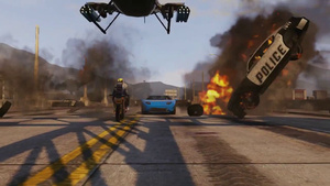 Grand Theft Auto V to hit $1 billion at retail in first month, says analyst