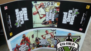Alleged GTA V poster shows off autumn 2013 release date