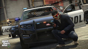 Grand Theft Auto V on PS4, Xbox One in 2014, analyst expects