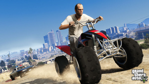 Grand Theft Auto V reaches $1 billion in sales