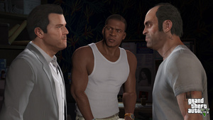 GTA V violence criticism is hypocritical, actors say