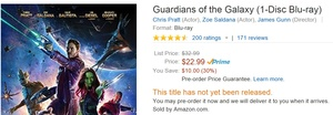 Amazon and Disney make up: New Blu-rays, DVD again available for pre-order