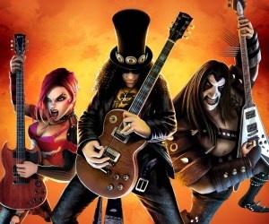 Guitar Hero sales continue decline