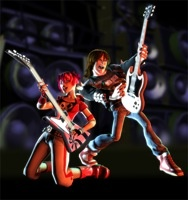 Guitar Hero III boosts CD sales