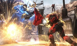 'Halo Reach' users seeing disc read errors