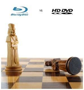 HD DVD maksoi Toshiballe miljardi dollaria