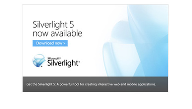 Microsoft makes Silverlight 5 available