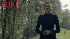 WATCH: House of Cards teaser reveals Frank Underwood's fate