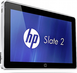 HP announces new Slate 2 tablet
