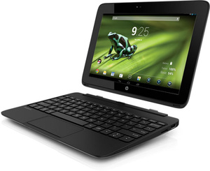 HP puts Android-based convertible PC up for sale