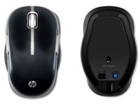 New HP mouse connects via Wi-Fi