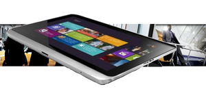 HP Slate 8 will be first Windows 8 enterprise tablet
