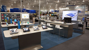Samsung partners with Best Buy for stores within stores