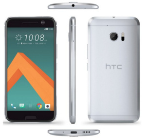 "HTC unveils its new flagship, ""10"""