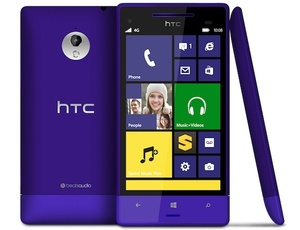Sprint gets first WP8 device, the HTC 8XT