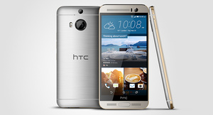 HTC's larger One M9+ is now available in China