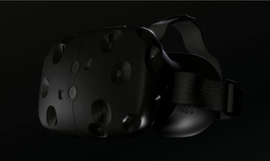 HTC/Valve Vive VR headset delayed until next year