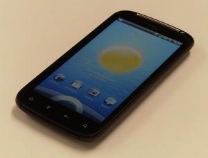 Testissä HTC Sensation: Tuplaydinkilpailun toinen osanottaja