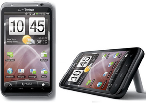 CES: Verizon announces the HTC Thunderbolt with LTE
