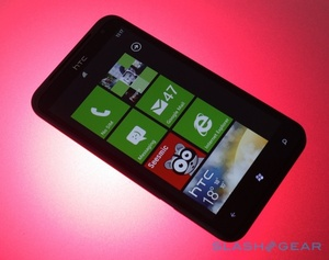 HTC Titan coming to AT&T this month