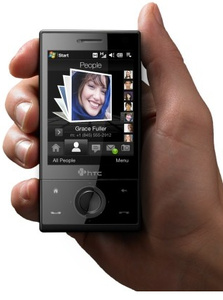 HTC iskee huippupuhelimella