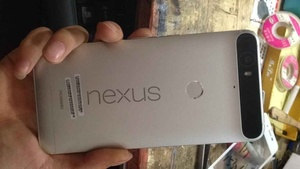 5.7-inch Huawei Nexus shows up in leaked pics