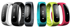 MWC 2014: Huawei unveils TalkBand fitness tracker with built-in headset
